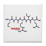 Marie chemistry Drink Coasters