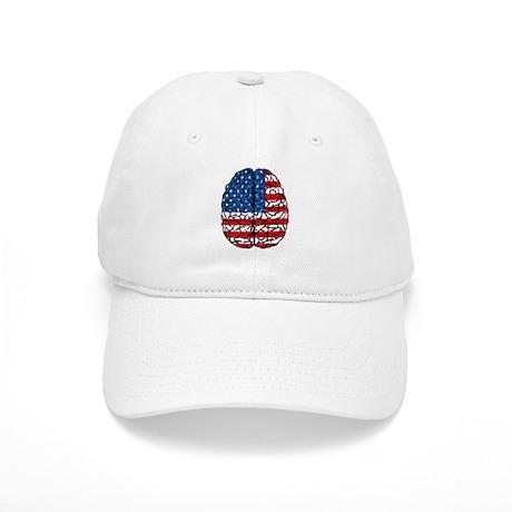Brain USA Cap
