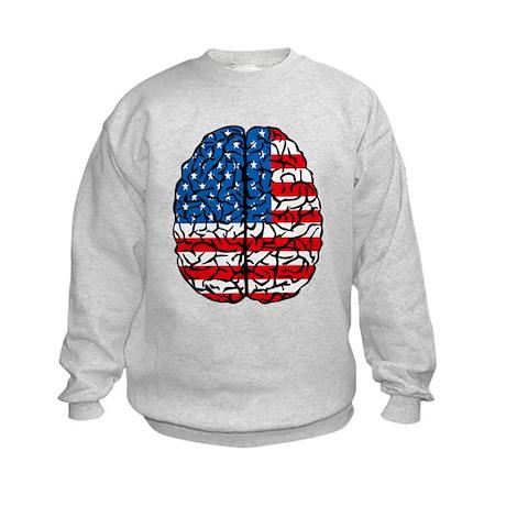 Brain USA Kids Sweatshirt