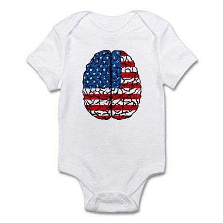 Brain USA Infant Bodysuit