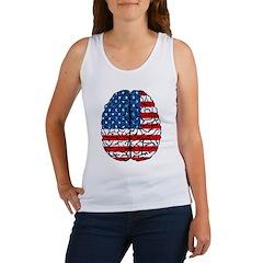 Brain USA Women's Tank Top
