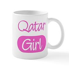 Qatar girl Mug