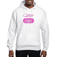 Qatar girl Hoodie