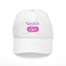 Newton girl Baseball Cap