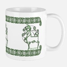 Herne #2 Celtic Design Mug #2