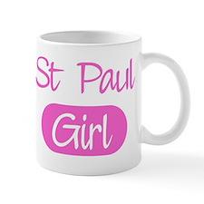 St Paul girl Mug