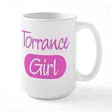 Torrance girl Mug