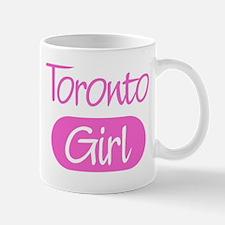 Toronto girl Mug