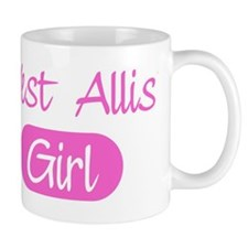 West Allis girl Mug