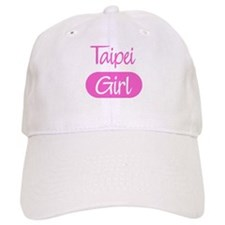 Taipei girl Baseball Cap