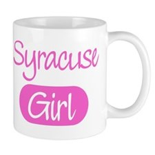 Syracuse girl Mug
