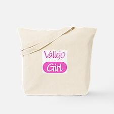 Vallejo girl Tote Bag