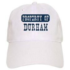 Property of Durham Baseball Cap