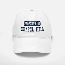Property of Chapel Hill Baseball Baseball Cap
