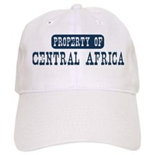 Property of Central Africa Baseball Cap