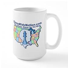 Chess Kids Nation Mug