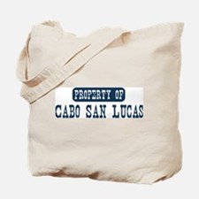 Property of Cabo San Lucas Tote Bag