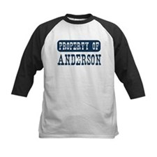 Property of Anderson Tee