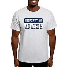 Property of Anaheim T-Shirt