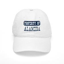 Property of Alameda Baseball Cap