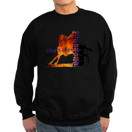 Turn N Burn Sweatshirt (dark)
