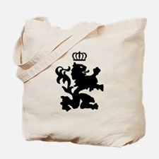 Lion & Crown Tote Bag
