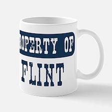 Property of Flint Mug