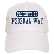Property of Federal Way Baseball Cap