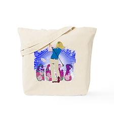 Golf Extras Tote Bag