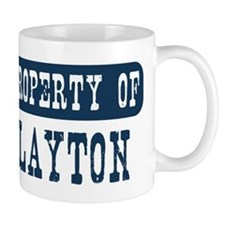 Property of Layton Mug