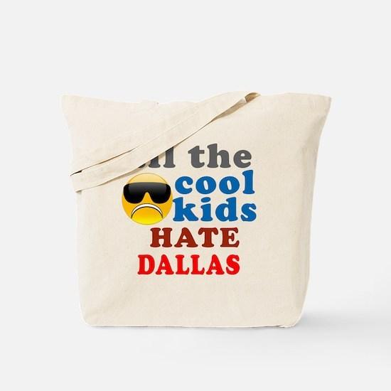 Unique Dallas Tote Bag