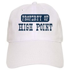 Property of High Point Baseball Cap