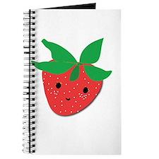 Strawberry Friend Journal