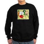 Veggie Friendly Sweatshirt (dark)