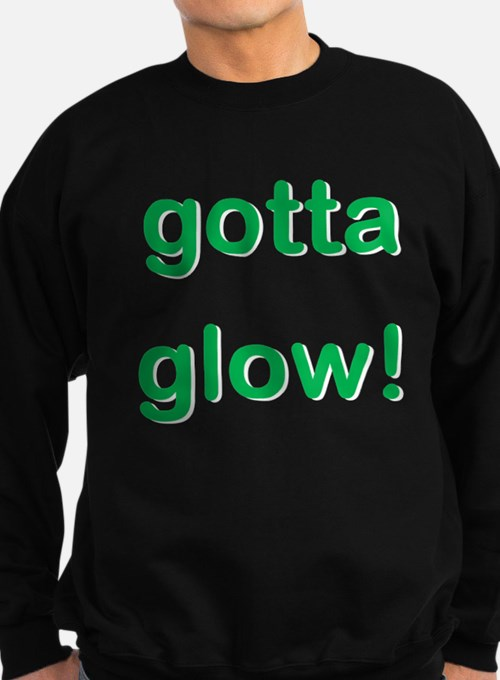 Glow in the dark hoodies