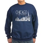Chicago: My Kind Of Town Sweatshirt (dark)