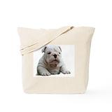 Bulldogs Canvas Bags