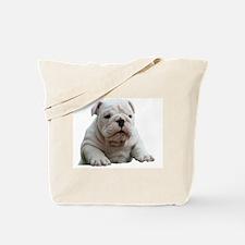 Bulldog 1 Tote Bag