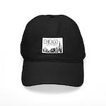 Chicago My Town Black Cap