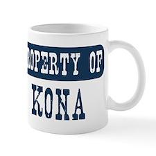 Property of Kona Mug