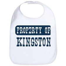 Property of Kingston Bib