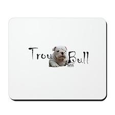 Trou Bull Mousepad
