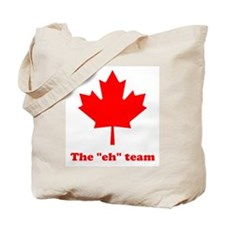 "The ""eh"" Team Tote Bag"
