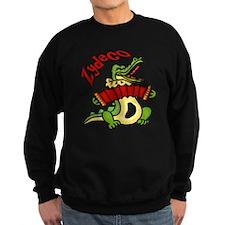 Zydeco Gator Sweatshirt