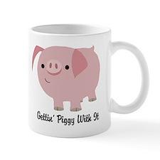 Gettin' Piggy Mug
