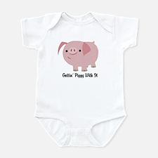 Gettin' Piggy Onesie