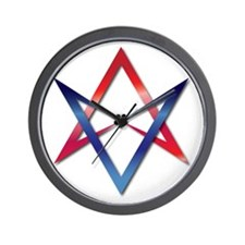 Unicursal Wall Clock