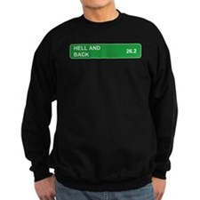 Hell and Back Marathon Sweatshirt