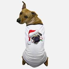 Pug Christmas Dog T-Shirt