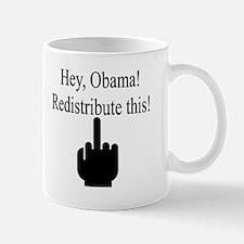 Redistribute this! Mug